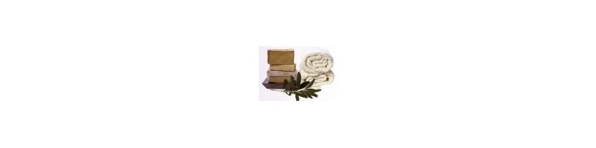 Ręczniki z włóknem bambusowym i mikrowłókna